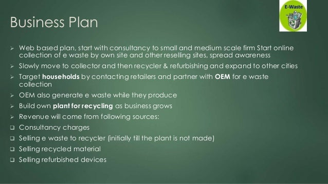 waste management plans template - mlm business plan template free import export business