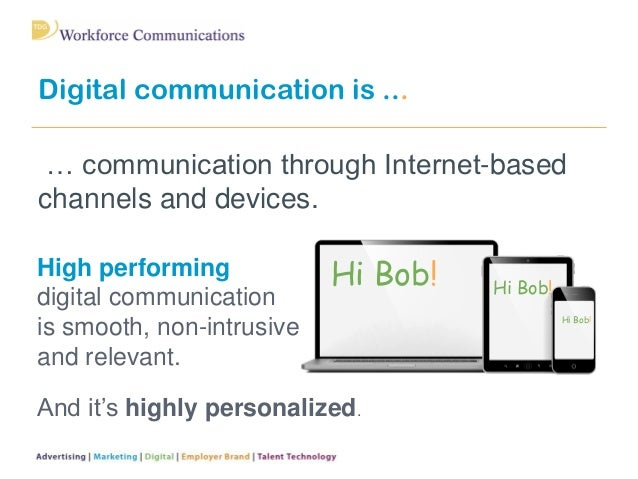 communication and digital age Course summary communications 106 covers communication methods, technologies and approaches in the digital age this affordable and easily accessible course can be studied at any time, and it can .