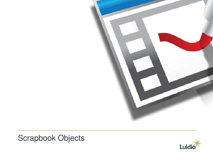 Ebeam Interact Scrapbook