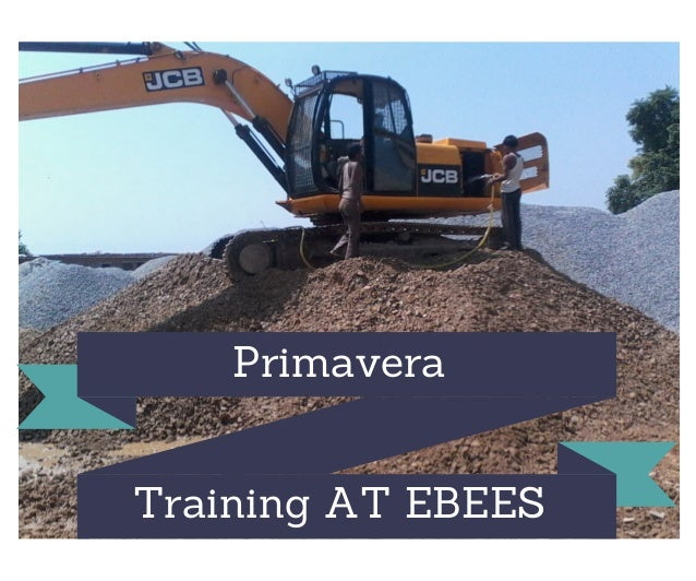 Primavera Training AT EBEES