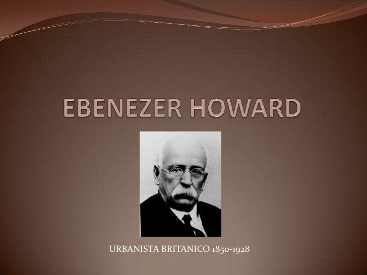 URBANISTA BRITANICO 1850-1928