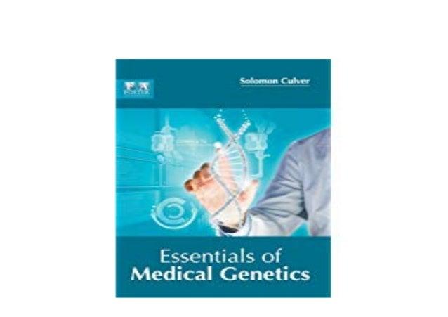 Medical genetics book pdf download