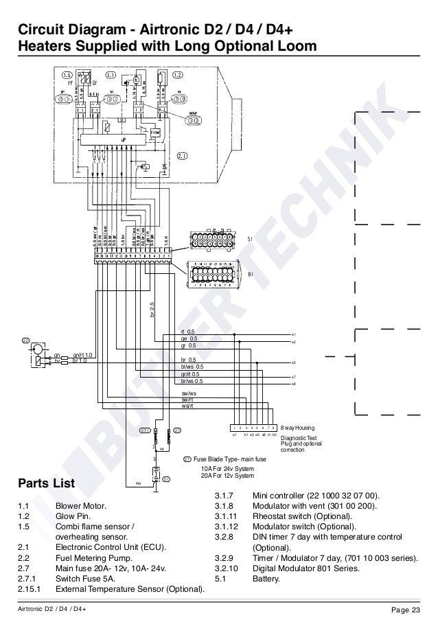 espar airtronic d2 wiring diagram residential electrical symbols u2022 rh bookmyad co vsp d2 wiring diagram eberspacher d2 wiring diagram