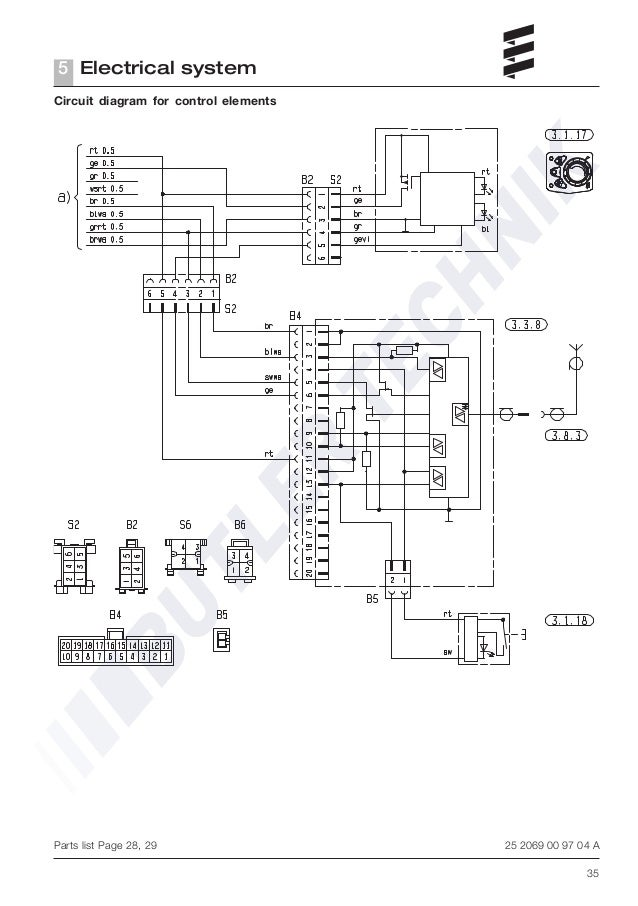 Eberspacher d wiring diagram images