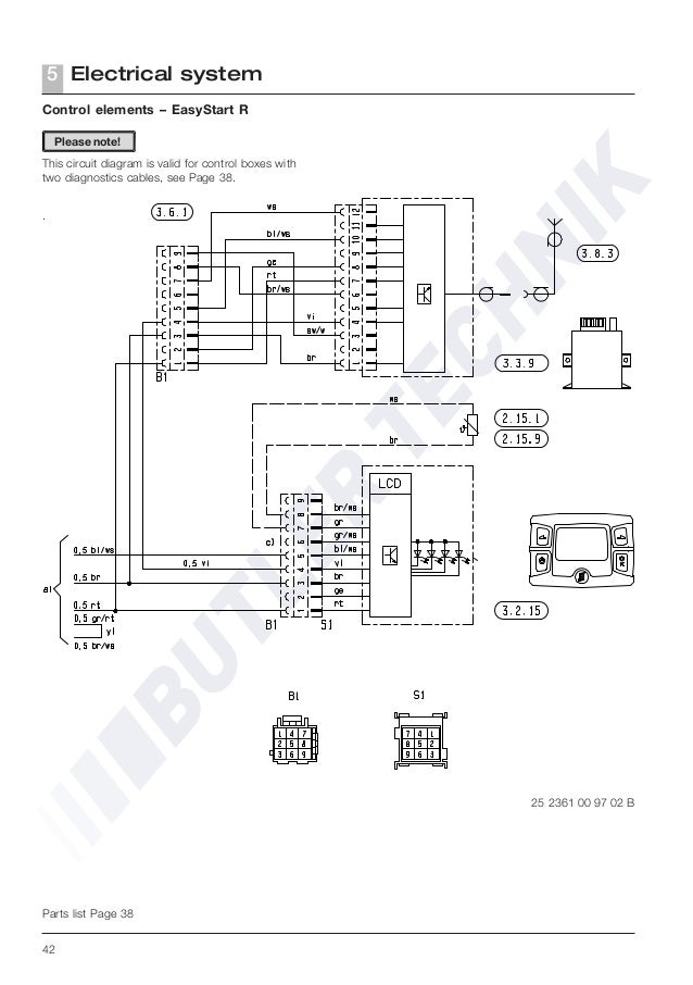 Eberspacher Airtronic D5 Technical Manual