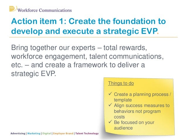 Employee Value Proposition  How and why your EVP plays a