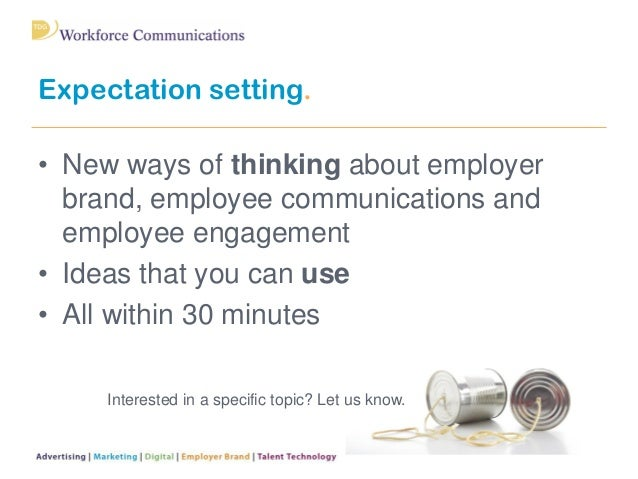 role of communication employee involvement Rethinking employee involvement during organizational change employee involvement during  store has a strategy to ensure every employee becomes an.