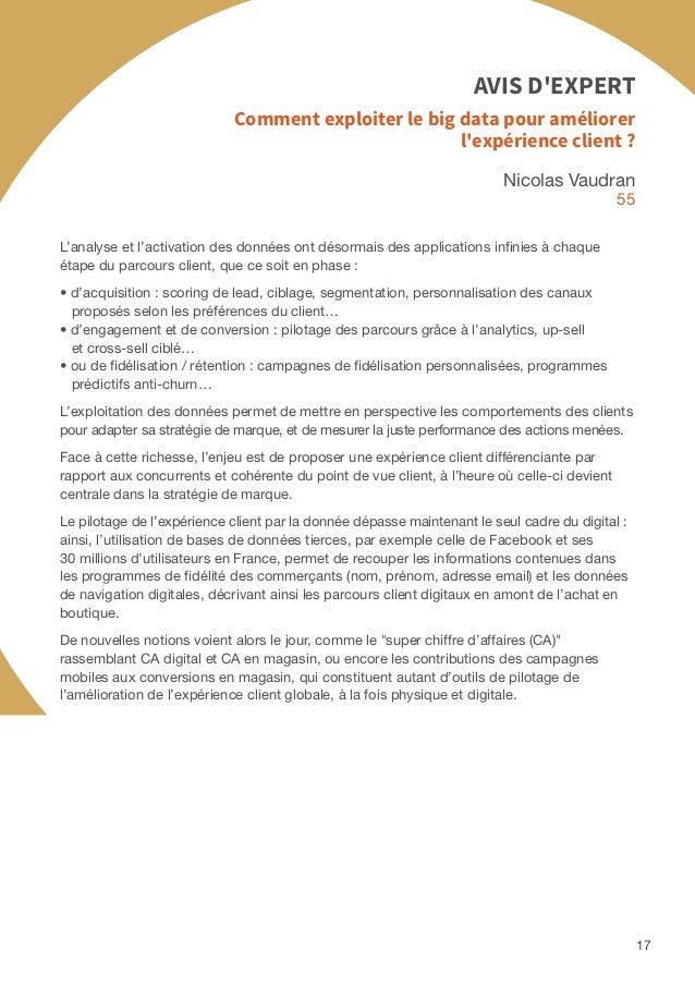 18 « Le potentiel est gigantesque » ORANGE ALEXIS TRICHET Directeur Anticipation et Connaissance Client Alexis Trichet par...