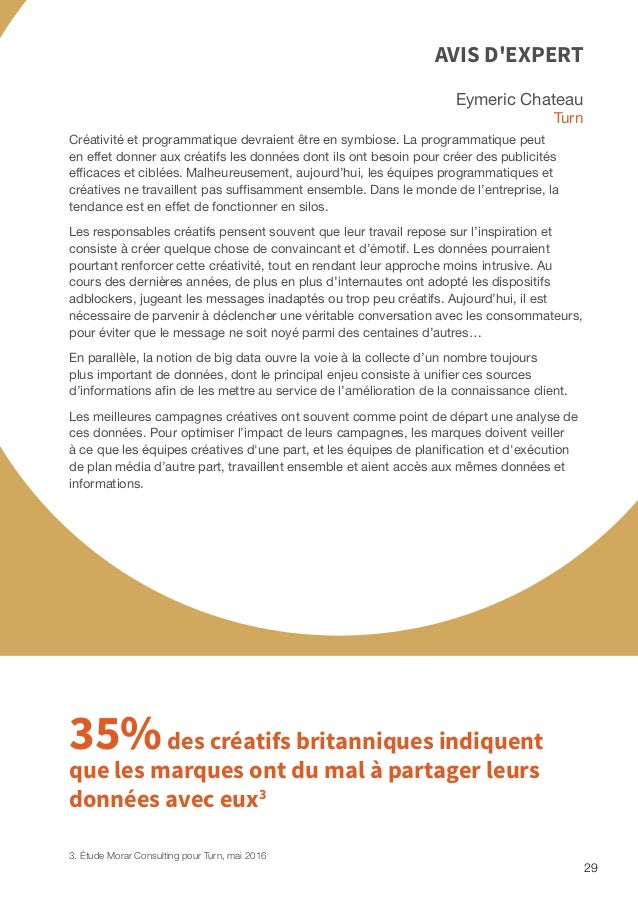 31 CONCLUSION Les consommateurs ont adopté toute une série de tactiques pour contourner les messages publicitaires, quel q...