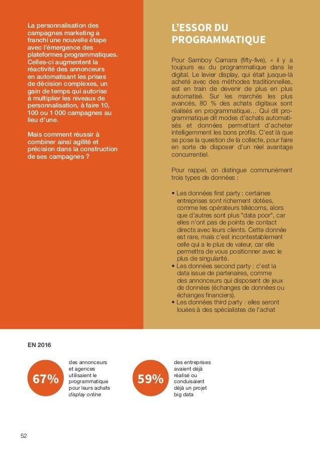 54 Eymeric Chateau TURN La personnalisation des campagnes marketing a franchi une nouvelle étape avec l'émergence des plat...