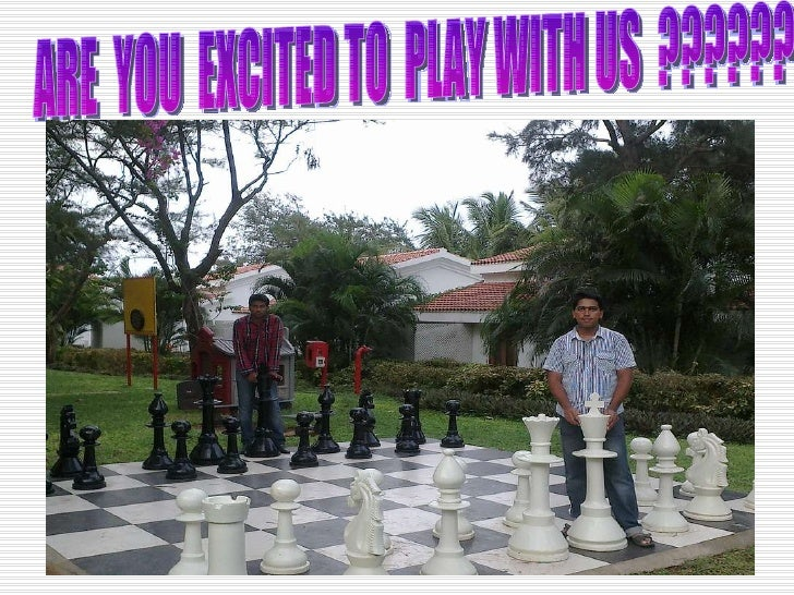 ARE  YOU  EXCITED TO  PLAY WITH US  ??????