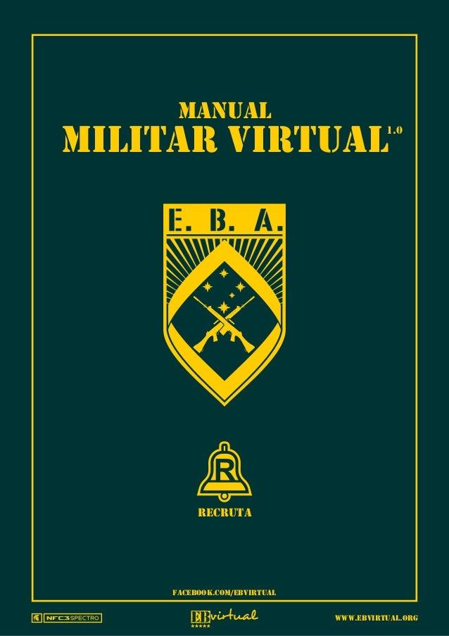 mAnuAlmIlItAr VIrtuAl1.0rECrutAWWW.EBVIrtuAl.orGFACEBook.Com/EBVIrtuAl