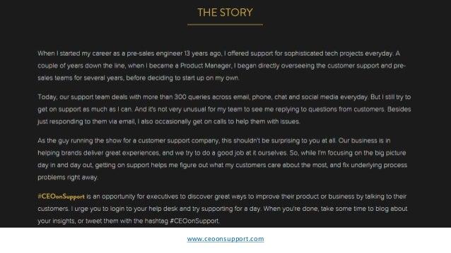Więcej o inicjatywie #CEOonSupport przeczytasz w artykule: http://mamstartup.pl/customer-care/8040/prezesi-czatuja-sam-na-...