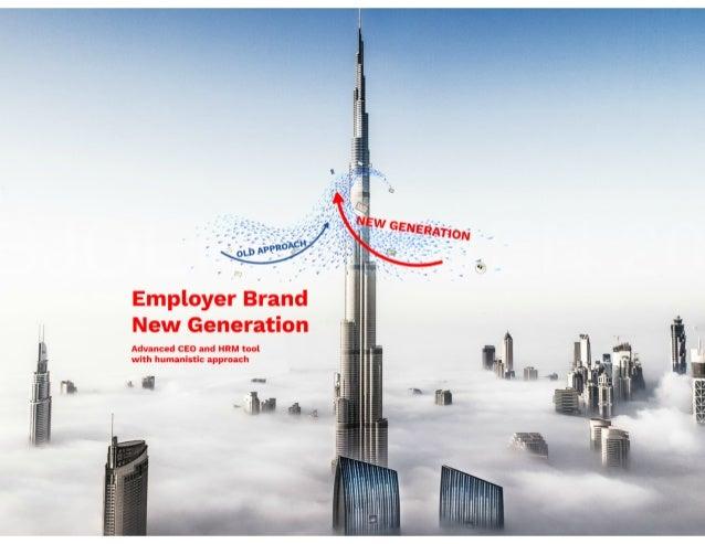 Employer Brand New Generation - presentation Ebng Slide 2
