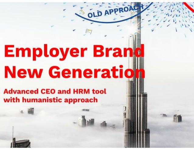 Employer Brand New Generation - presentation Ebng Slide 3