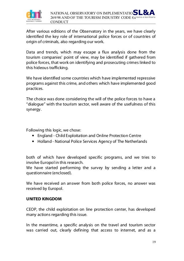 exploitation of children through child sex tourism Detailing the different aspects of child sexual exploitation and trafficking,  including children victimized through pornography, child prostitution, cyber- enticement,.