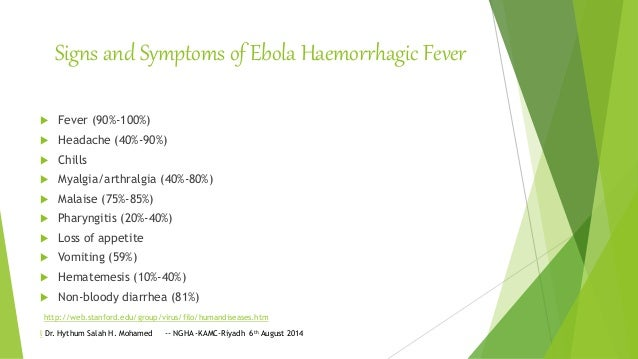 a description of the deadly virus ebola hemorrhagic fever Ebola is a virus with no you might not know that we've already experienced patients coming into the united states with deadly hemorrhagic fever.