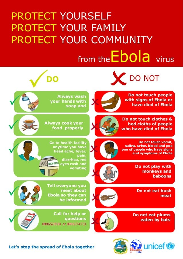 PROTECT YOURSELF  PROTECT YOUR FAMILY  PROTECT YOUR COMMUNITY  Always wash  your hands with  soap and  Always cook your  f...