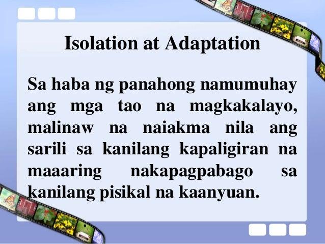 ebolusyon ng tao Ang ebolusyon ng hangarin ng tao para sa kaligayahan ay naging dahilan na nadama ng sangkatauhan ang palagiang pangangailangan para umunlad, umimbento at dumiskubre.