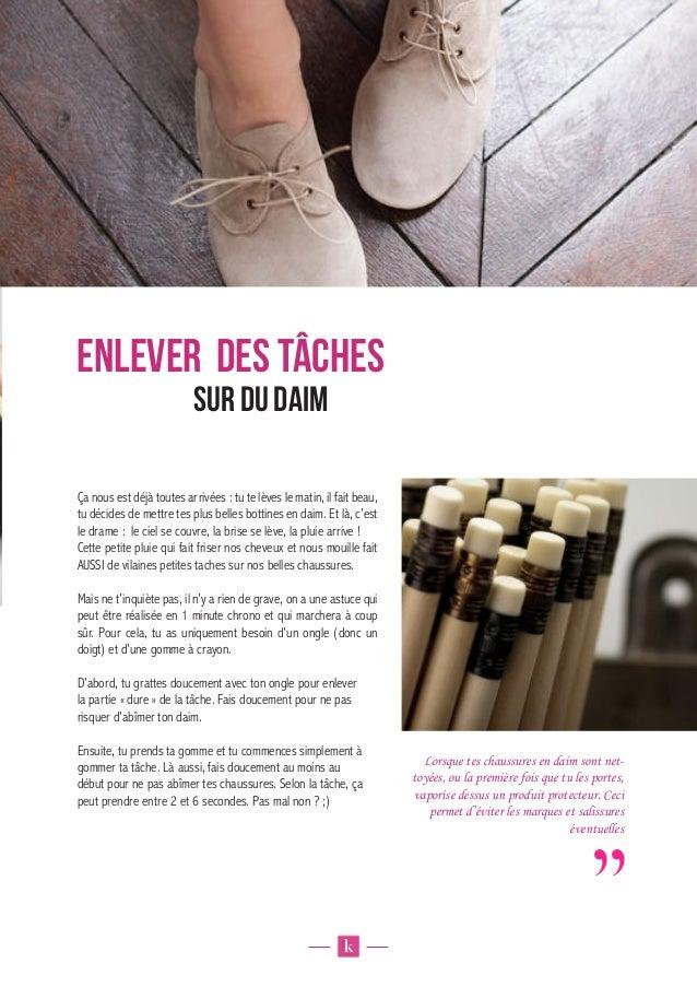 Nettoyer des chaussures en daim tach es - Nettoyer des chaussures en daim ...