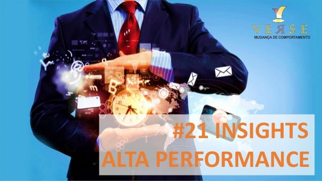 #21 INSIGHTS ALTA PERFORMANCE