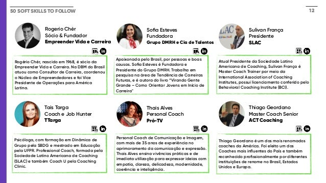 Villela da Matta Fundador e Presidente SBCoaching Fundador e presidente da Sociedade Brasileira de Coaching, uma organiza...