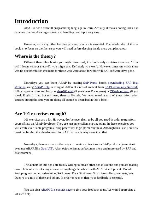 tutorial sap smartforms guide ebook rh tutorial sap smartforms guide ebook fullybelly de Ecosystem Changes Study Guide Ansers Ecosystem Changes Study Guide Ansers