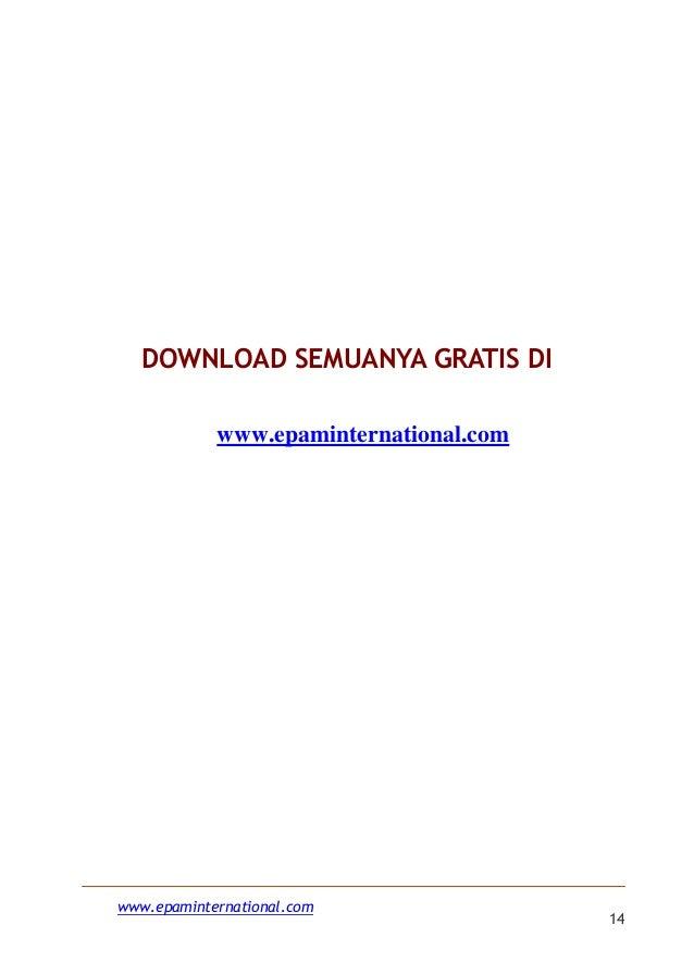 Download Gratis Ebook Dale Carnegie Bahasa Indonesian