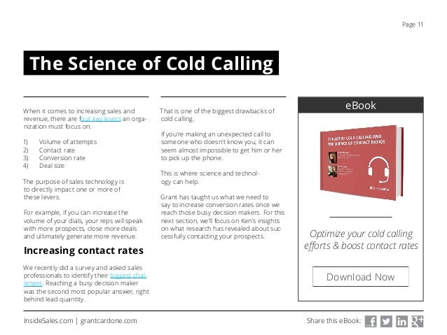Ebook cold calling tips and million dollar sales prospecting secrets the science of cold calling 11 fandeluxe Images