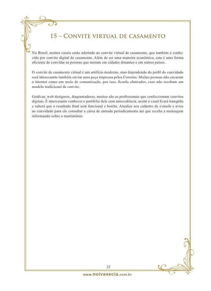 16 – Lacres para convite de casamento  Colocar um lacre de convite é muito elegante, ainda mais quando se trata de uma fes...