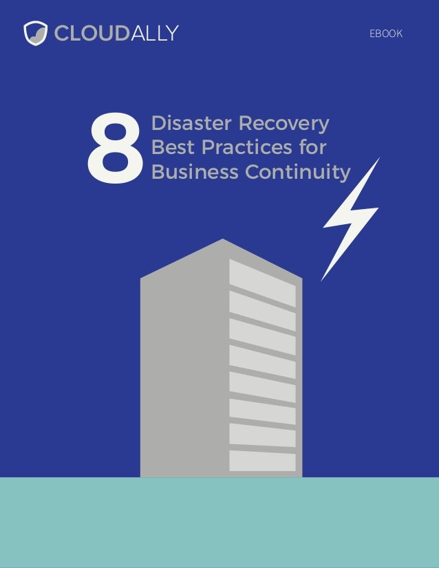 best practices business continuity planning