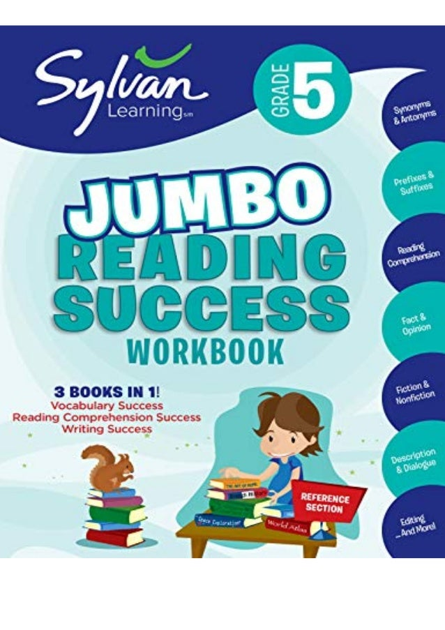 Ebook (download) 5th Grade Jumbo Reading Success Workbook: Activities, Exercises, and Tips to Help Catch Up, Keep Up, and ...
