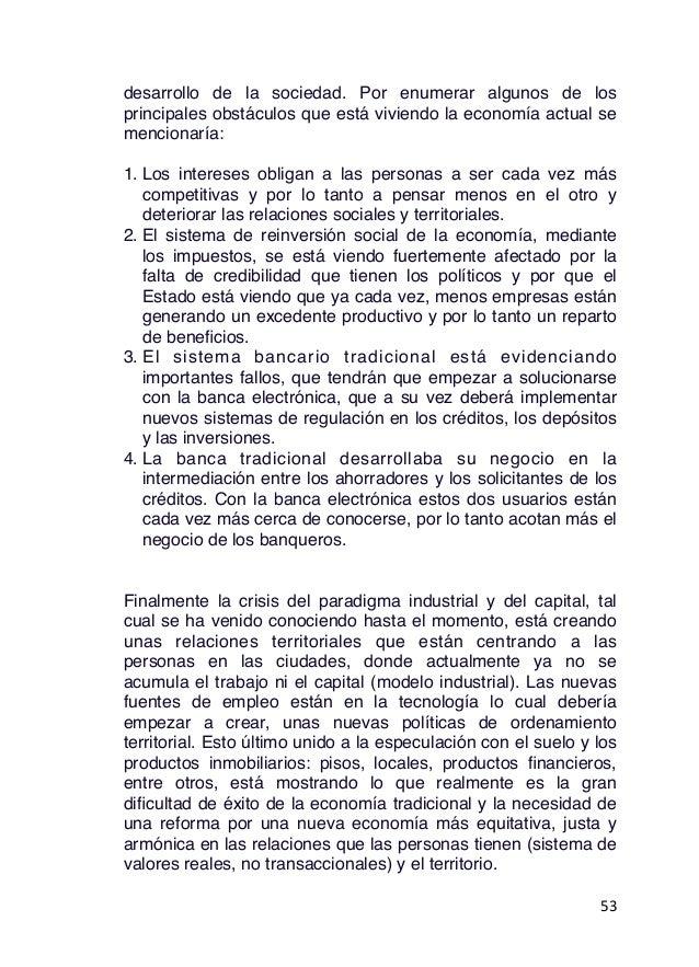 2.5. Mecanismos de autorregulación natural. Un problema generalizado con respecto a las crisis y las depresiones mundiales...