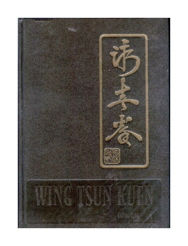 (Ebook German) Wing.Tsun.Kuen. .Kung.Fu. .Lehrbuch