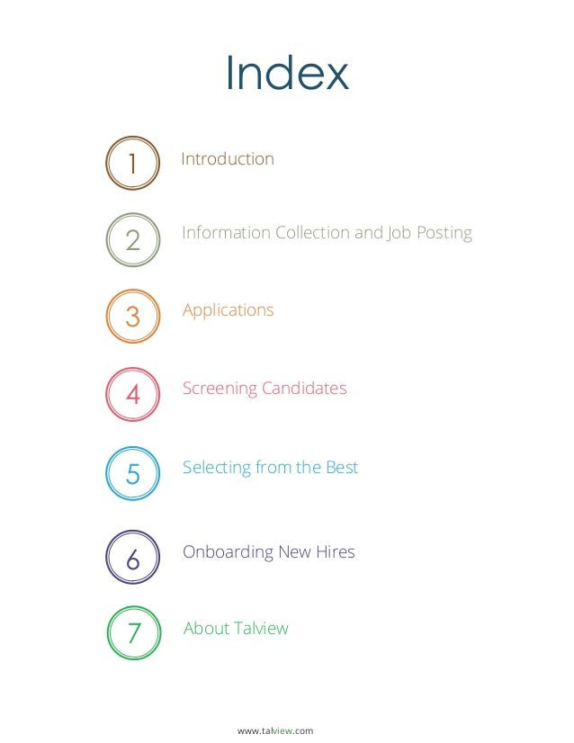 E book - Hiring tool kit for Smart Recruiters Slide 2
