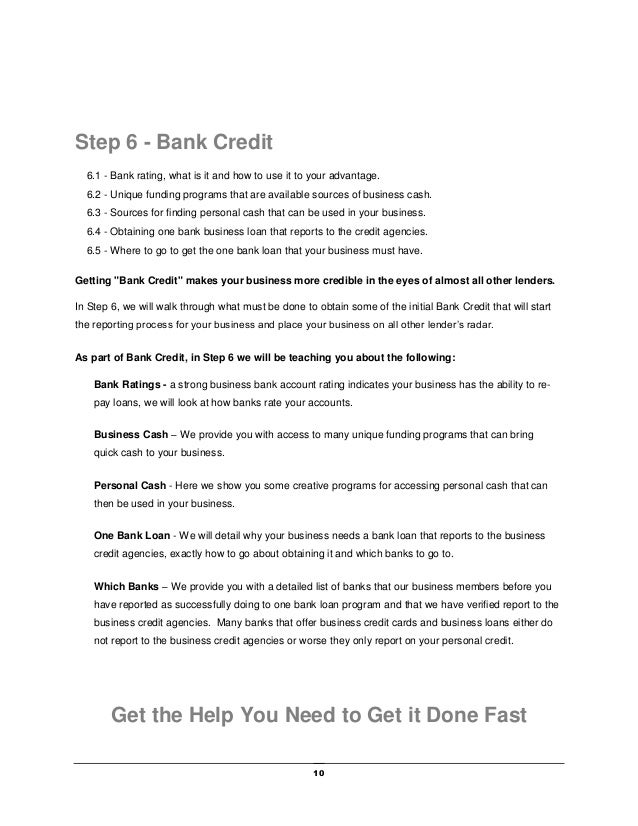Learn how to build business credit scores fast to get the money your fast 12 ccuart Gallery