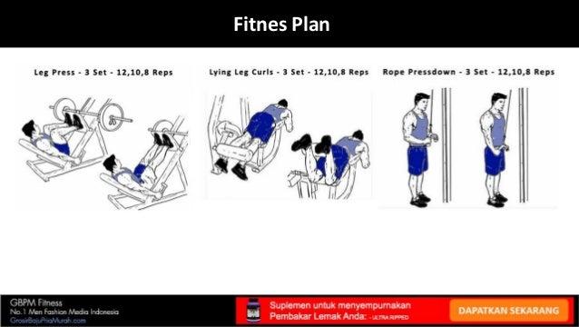 Training Menurunkan Berat Badan Anda 30 hari di Gym