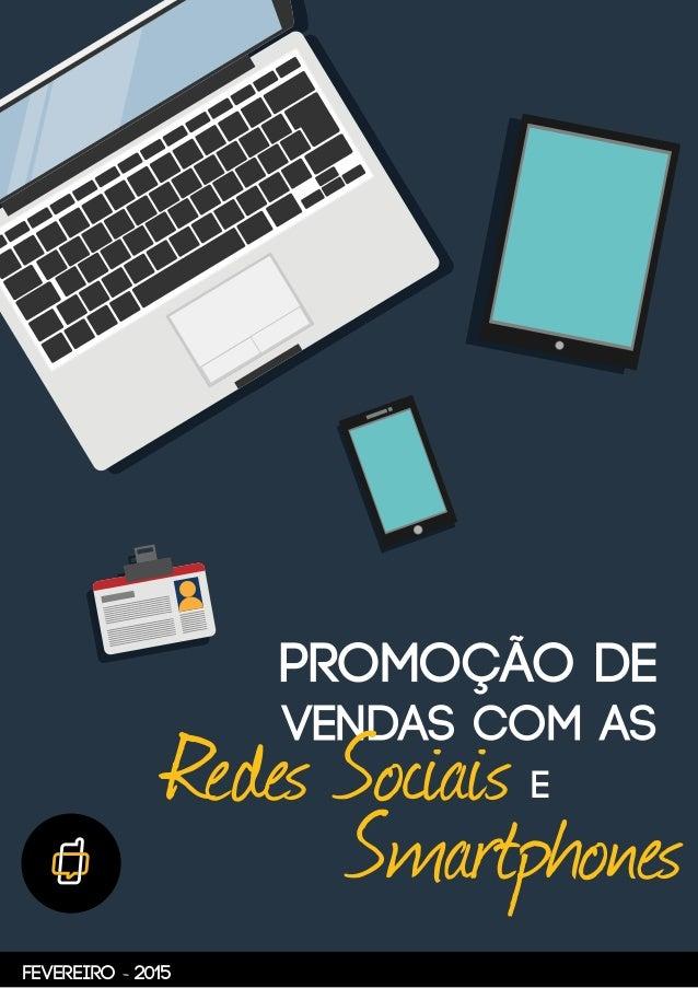 Redes Sociais Smartphones e FEVEREIRO - 2015