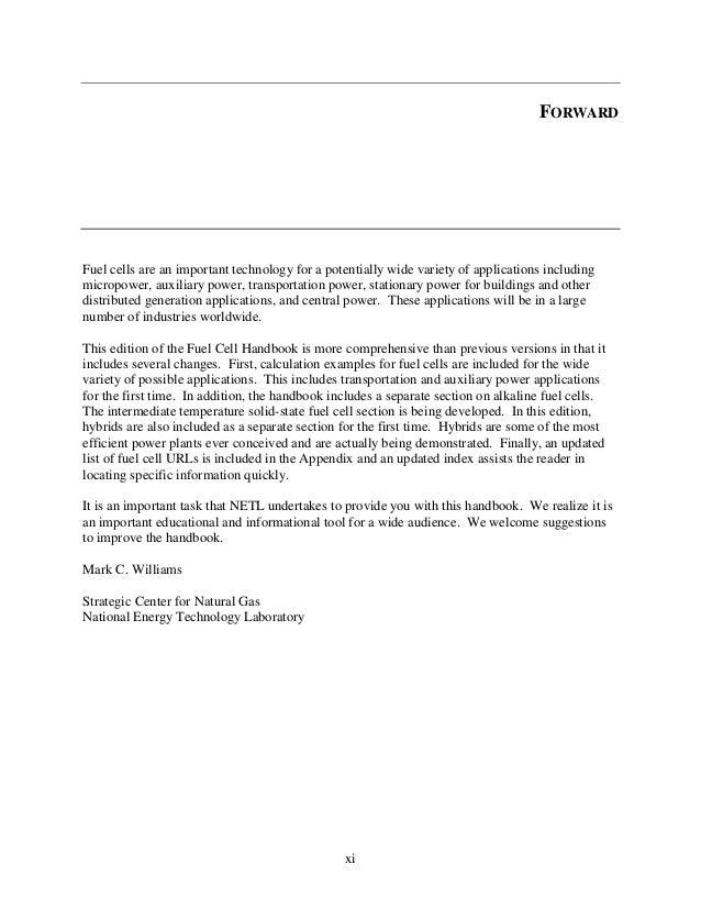 Ebook pdf) - engineering - doe fuel cell handbook