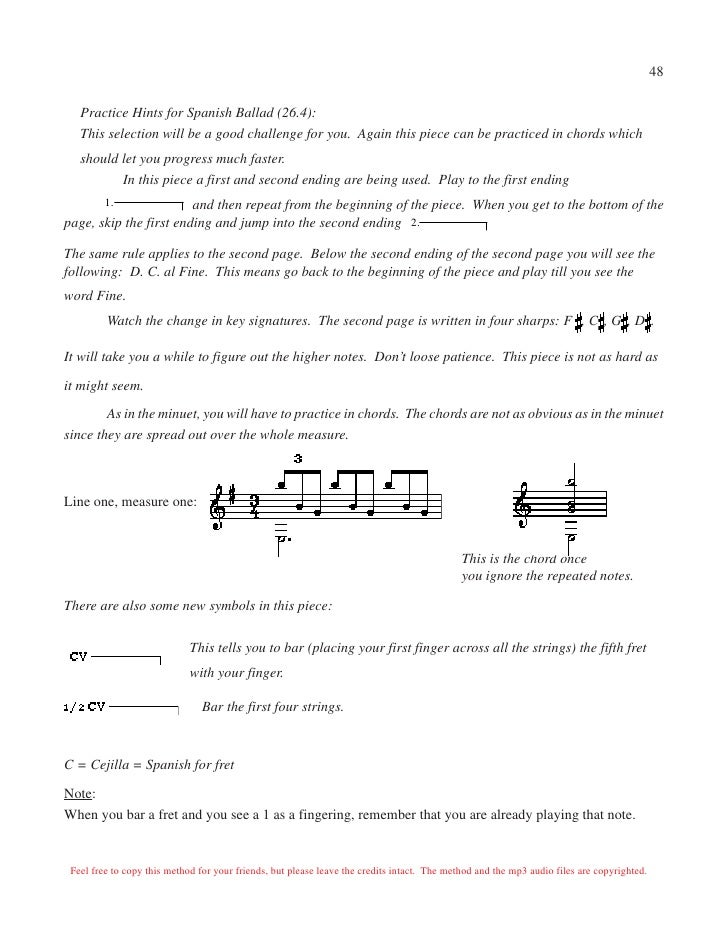 Ebook pdf - guitar) learn how to play the guitar