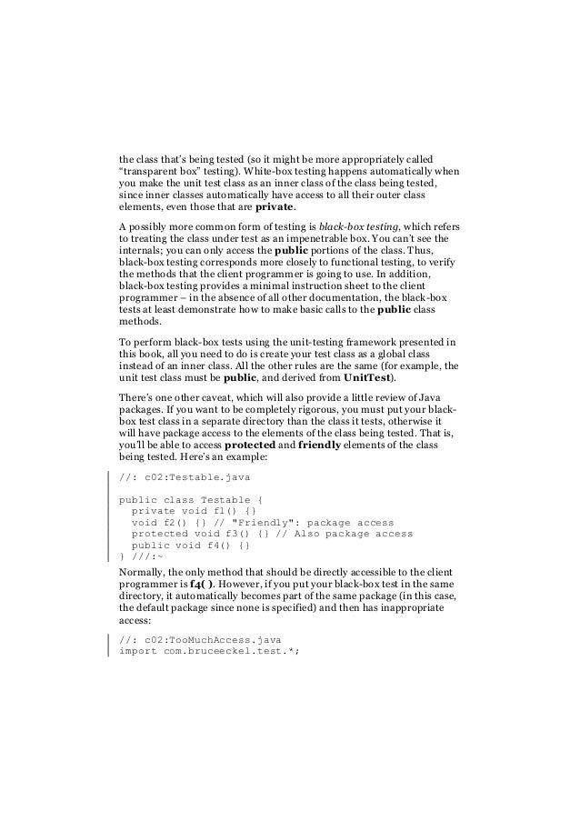 E book pdf thinking in patterns with java 3 fandeluxe Gallery