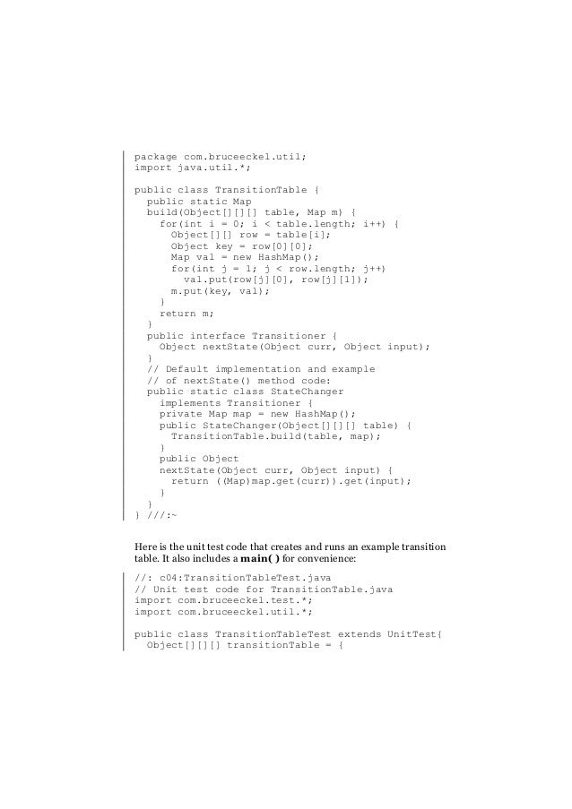 E book pdf thinking in patterns with java e book pdf thinking in patterns with java fandeluxe Image collections