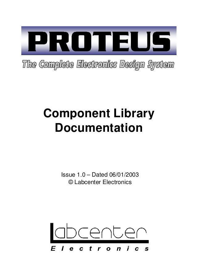 E book proteus library