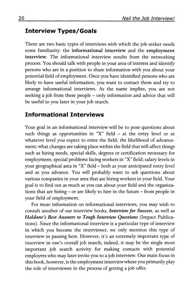writing an interview essay example