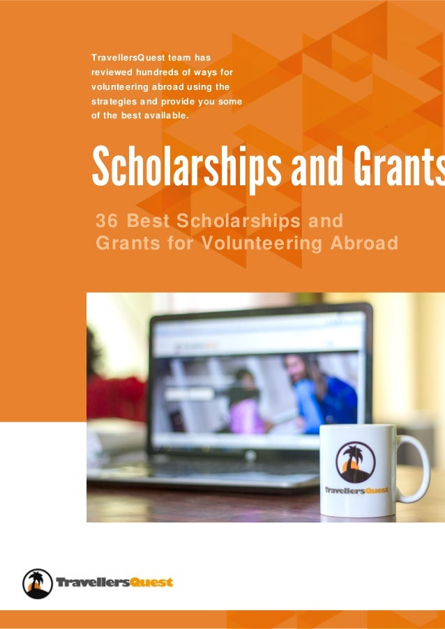 volunteer experience scholarship essay This page provides information about scholarships and financial aid for volunteering and community service  the mary a mades volunteer scholarship is awarded by the beth israel deaconess medical center in boston to.