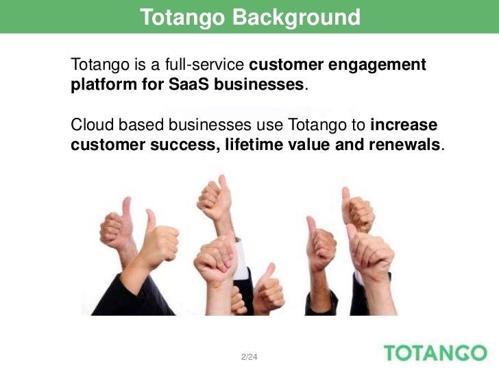 Totango Marketo Integration Slide 2
