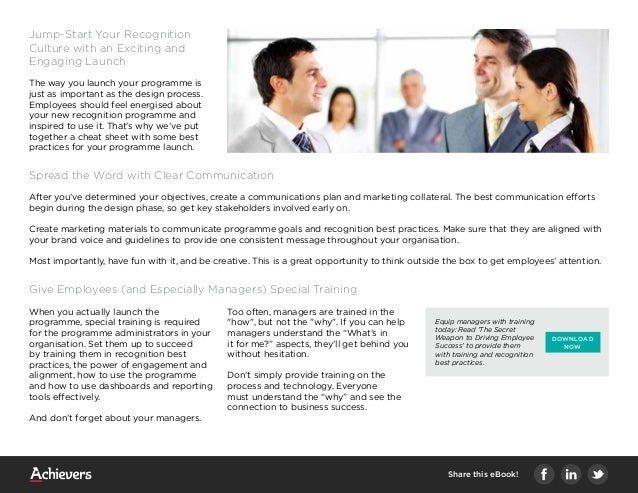 The ultimate guide to employee recognition e book request a demo 19 share this ebook fandeluxe Image collections