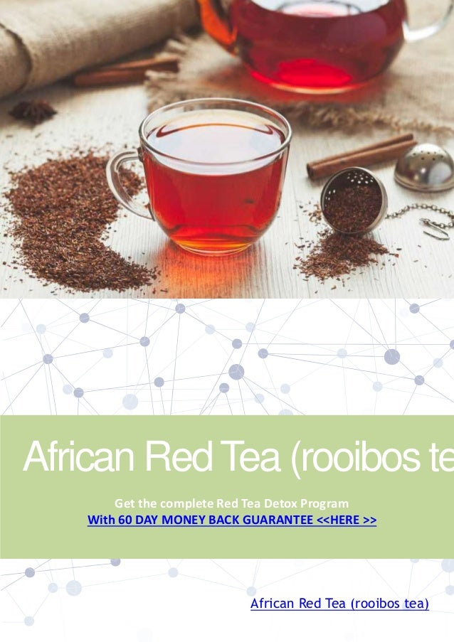 rooibos leaf weight loss