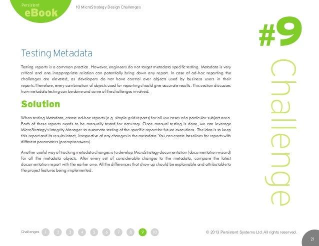 Wilcox model 7010 manual ebook array microstrategy design challenges tips and best practices rh slideshare net ebook fandeluxe Gallery