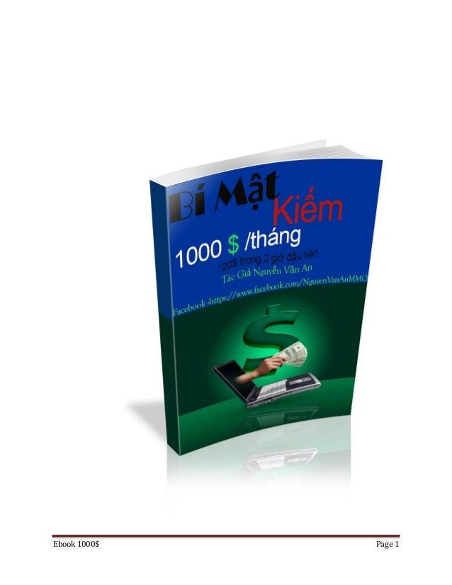Ebook 1000$ Page 1